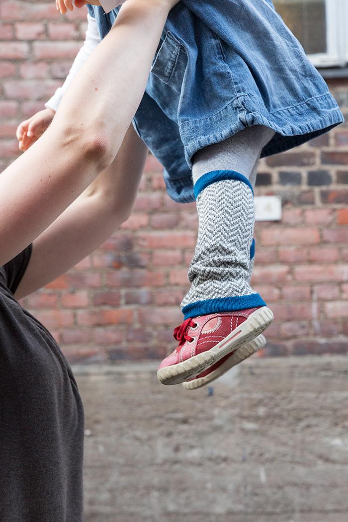 Muotosäärystimet - Leg Warmers
