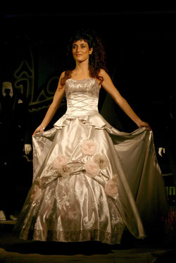 Robe de mariée sur-mesures