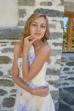 Robe de mariée - modèle Katia