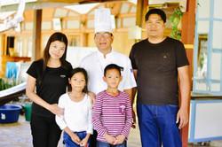 Family Krone, mom, Little guy, Pang