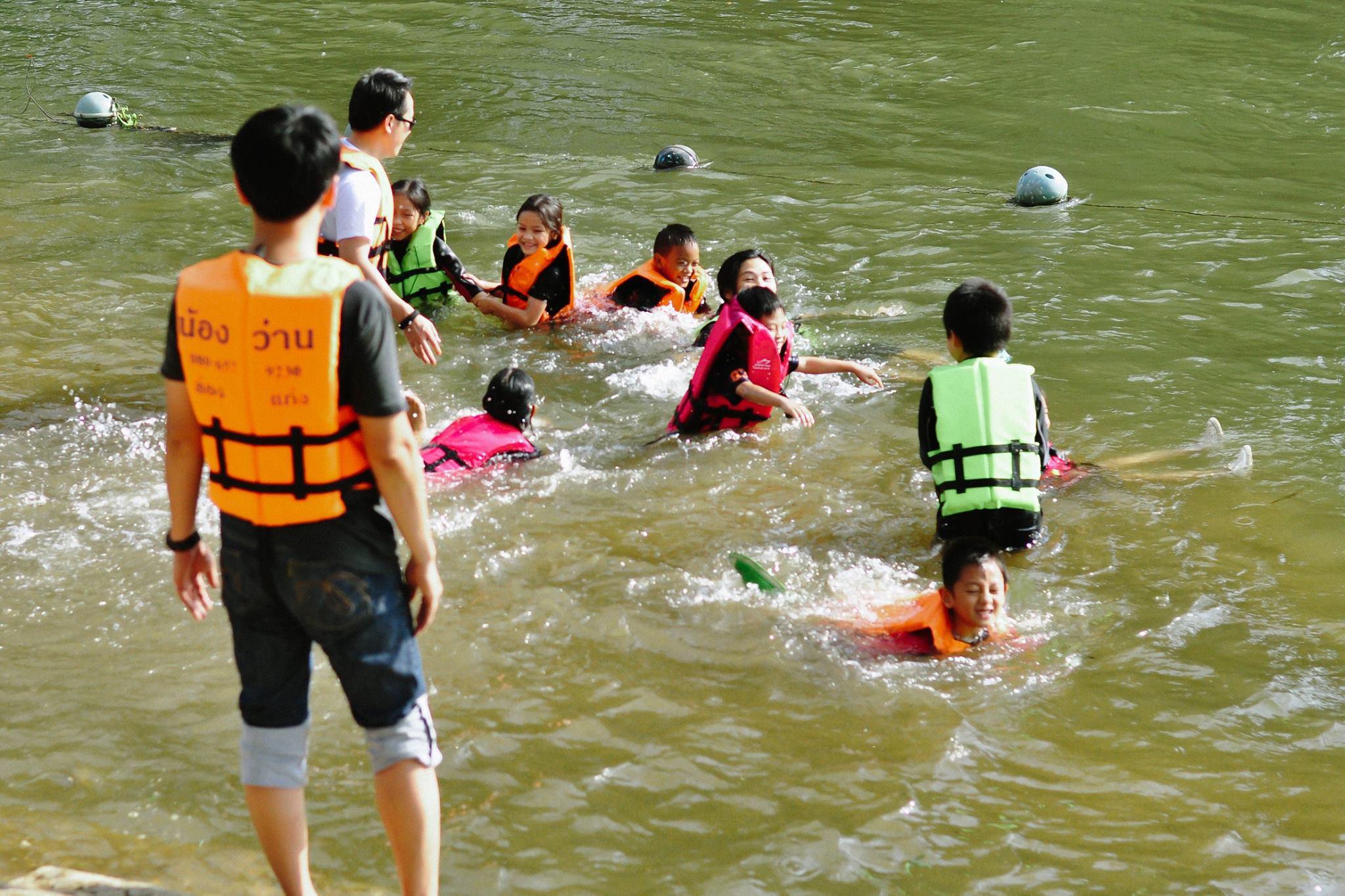 Kids&river