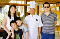 Family Bang, Phung, Too & Tarn