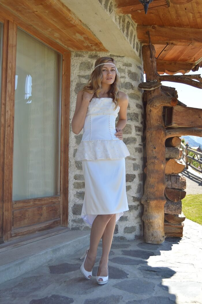 Robe de mariée Katia