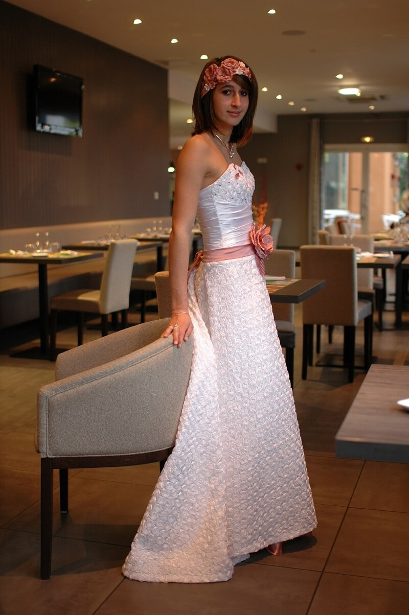Robe de mariée Younona