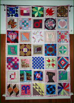 H Adult Needlecraft Crafts Quilting