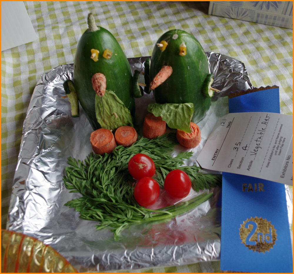 A Garden Produce