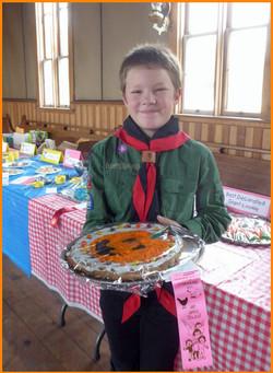 E Junior Home Baking-Sally P. Photo