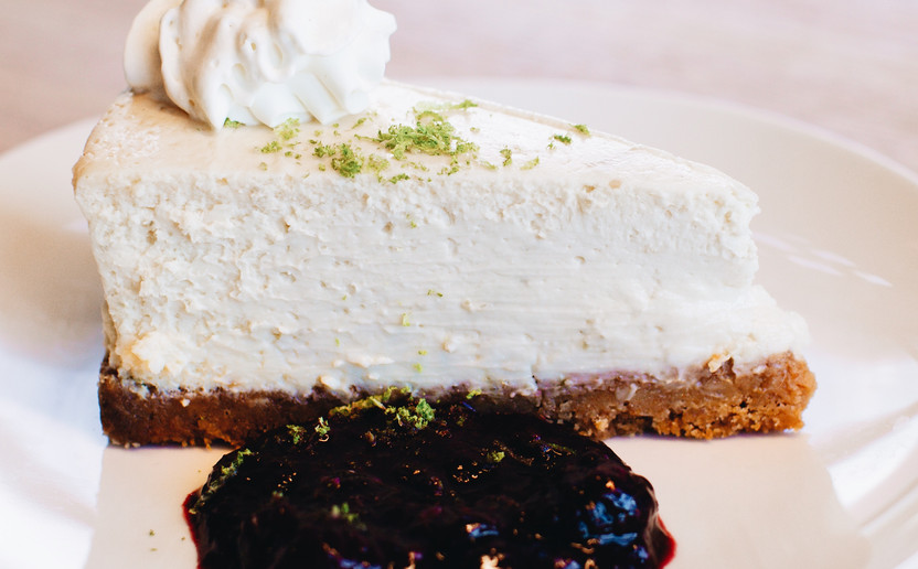 Monthly Cheesecake