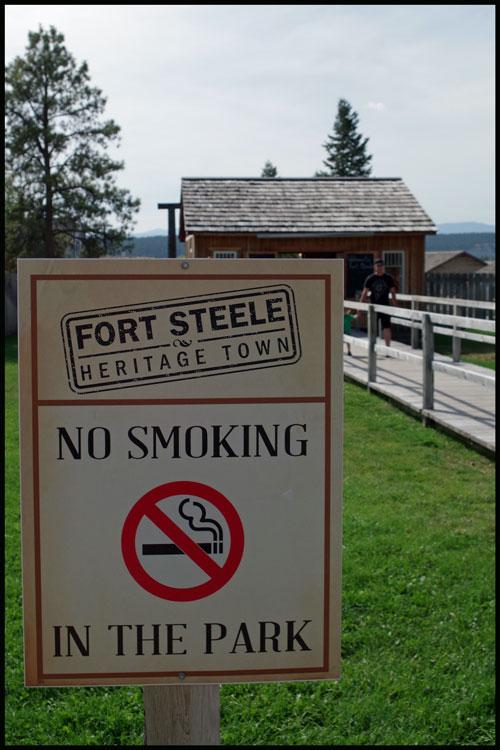 Fort Steele B.C.