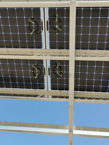 Solar Structure Below