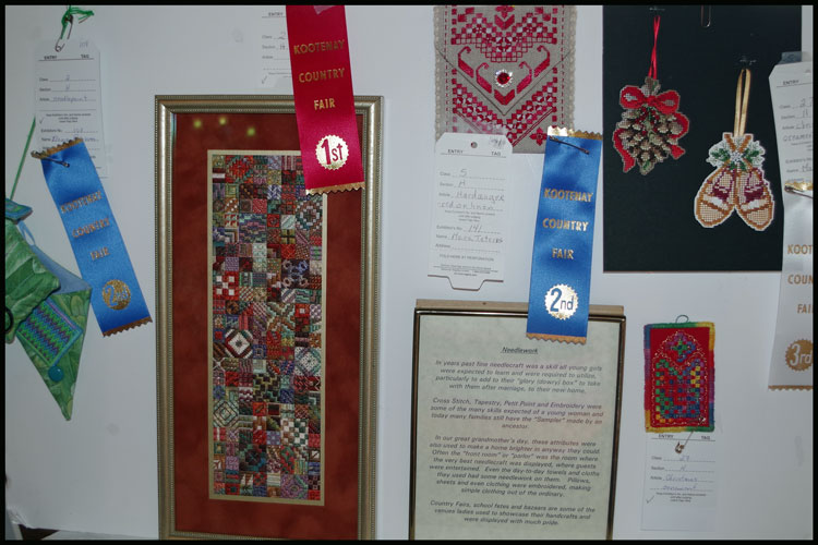 Adult Needlework and Crafts