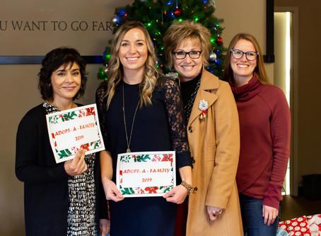 Christmas Adopt-A-Family Campaign