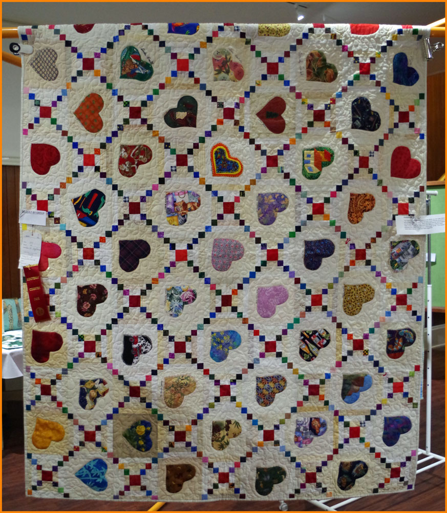 H Adult Needlecraft & Quilting