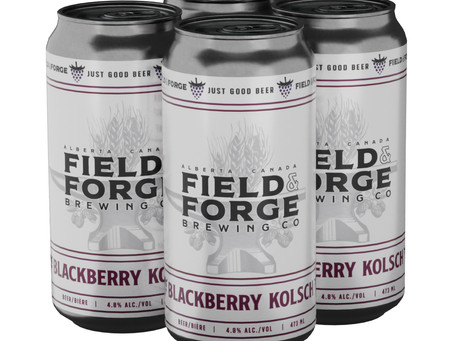 Introducing Blackberry Kölsch