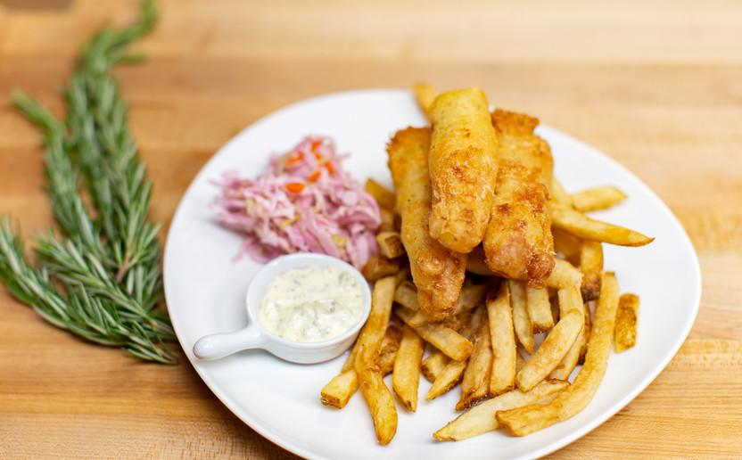 Drunken Fish 'N Chips