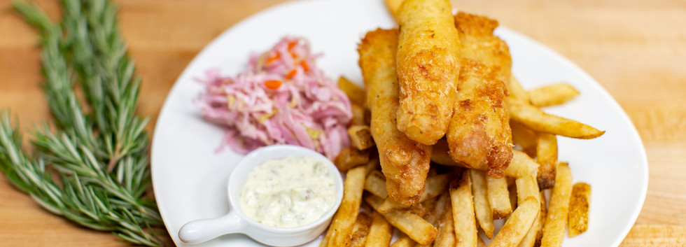 Drunken Fish 'N Chips