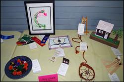 Junior Needlework and Crafts