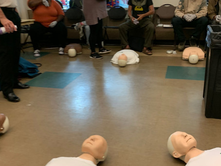 OU First Aid/CPR Training
