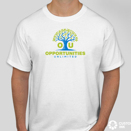 Opportunities Unlimited T-Shirt White