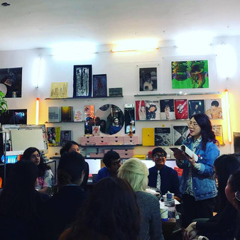 Sweet & Sour Readings, The Chop Suey Club,April 11th2019,New York City.