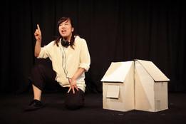 C.N.S. 詩劇 水仙と木魚