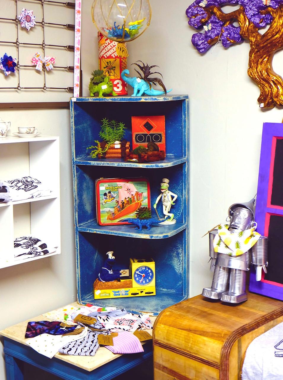 Currituck Artisan Salvage Shelves