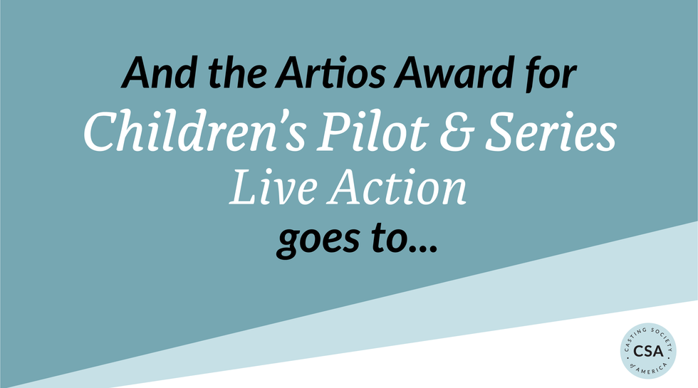 (04LA) Children's Pilot & Series - Live