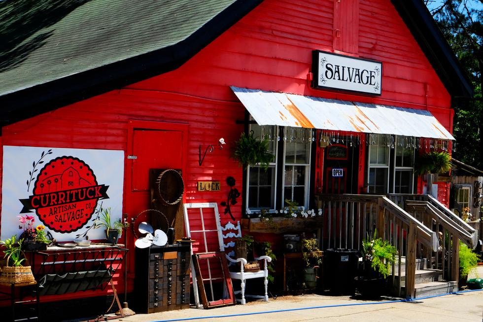 Currituck Artisan Salvage Shop