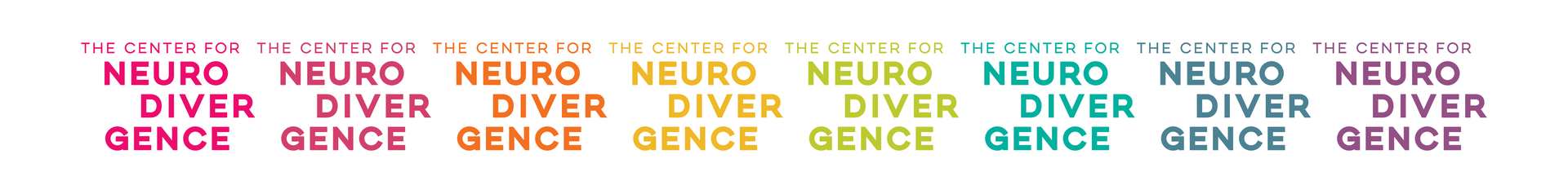 The Center for Neurodivergence Logo