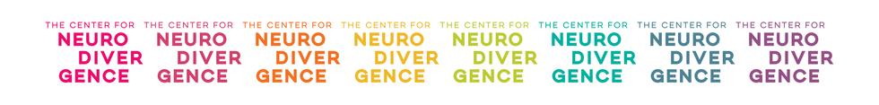 The Center for Neurodivergence Logo