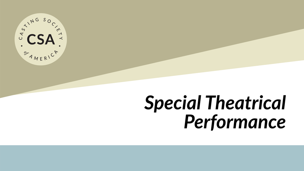 (02NY) Special Theatrical Performance (1