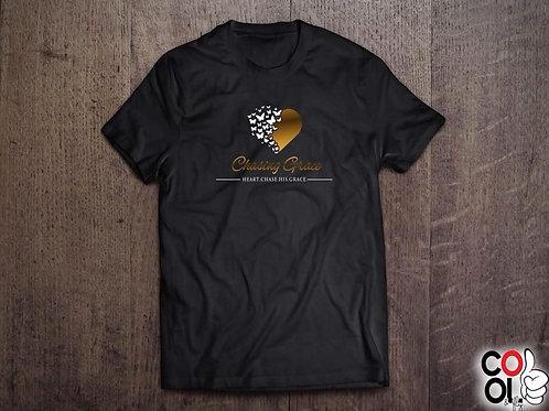 GRACE T-SHIRT(BLACK)