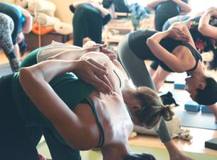 Üben Yoga