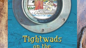 Tightwads on the Loose:A Seven Year Pacific Odyssey by Wendy Hinman