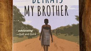 This Book Betrays My Brother by Kagiso Lesego Molope