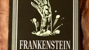 FRIDAY FEATURE: Reading Frankenstein by Mary Shelley for the First Time