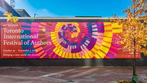 SUNDAY SPOTLIGHT - SKIN HUNGER -Toronto International Festival of Authors 2020