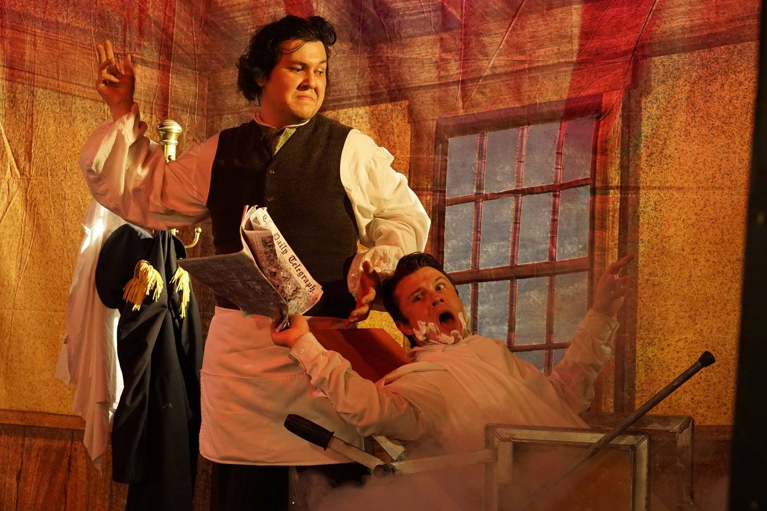 VC Players Sweeney Todd