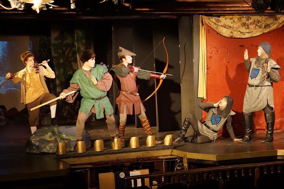 Robin Hood VC Players