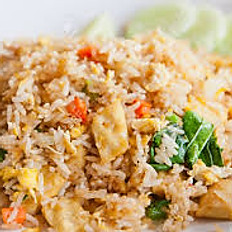 Thai fried rice (chicken, vegetable, pork, beef)