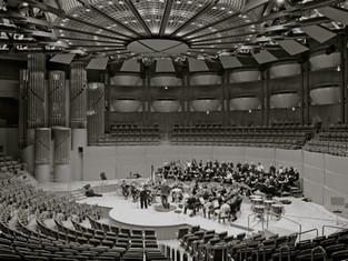 Philharmonie. Probe Duruflé