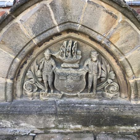 Neville and Margaret's Tynemouth Trail