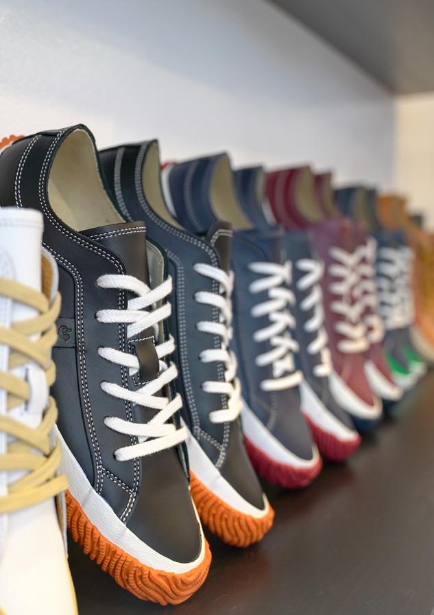 Shinobi Shoes