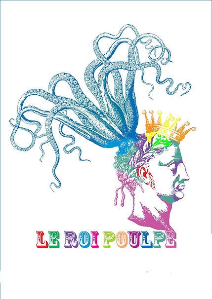 Roi Poulpe / jeune public / conte clown marionnette