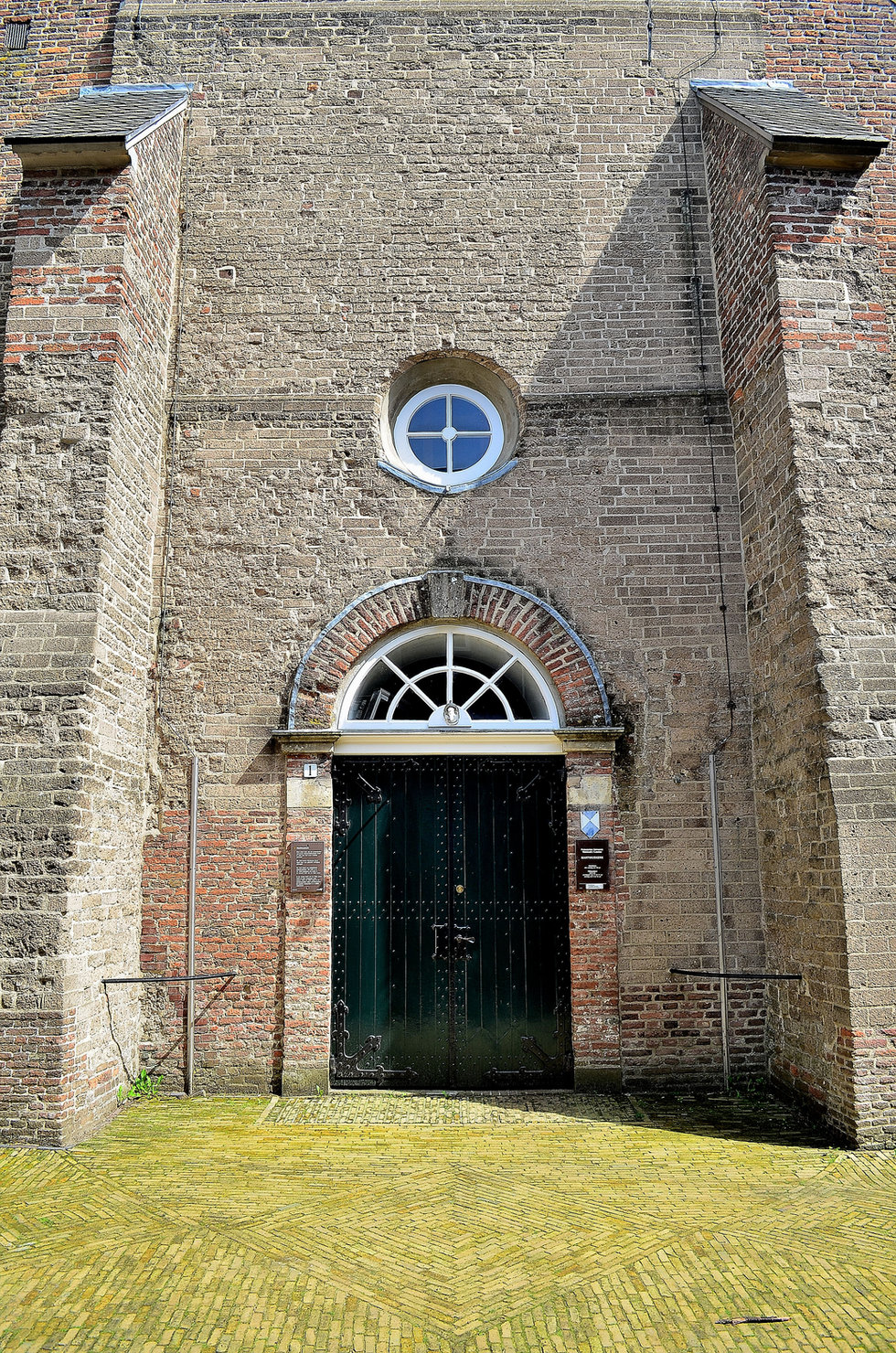 voordeur Martinus kerk