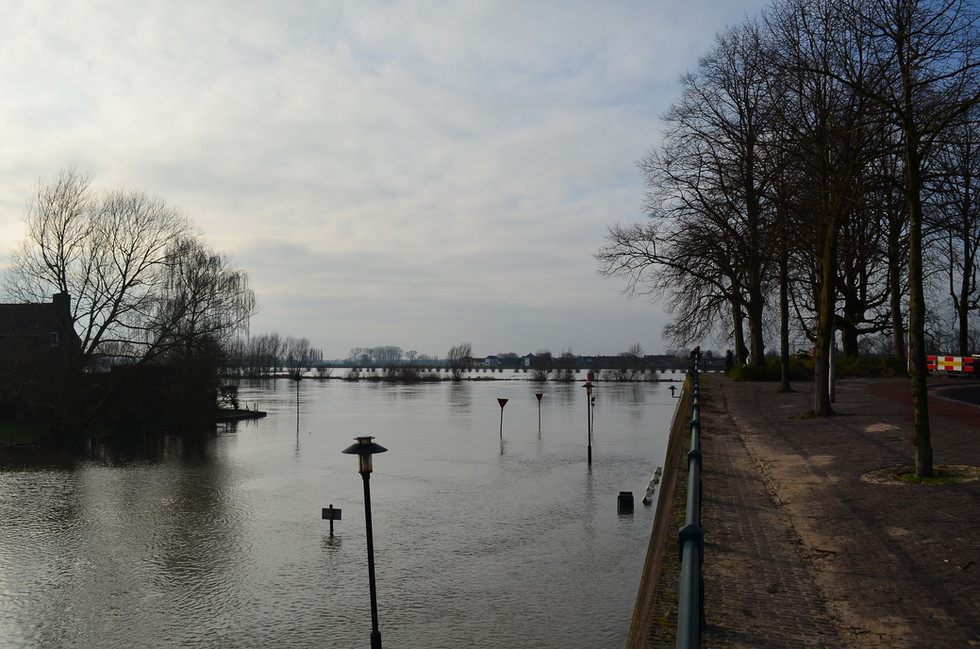 IJssel bij Bult van Ketjen, jan. 2018