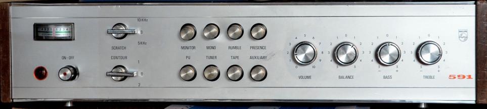 Philips - 22RH591 - 1971