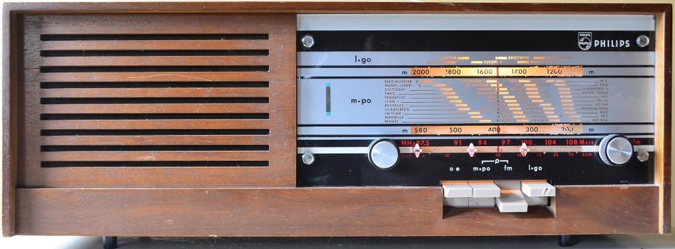 Philips - 22RB361 - 1966