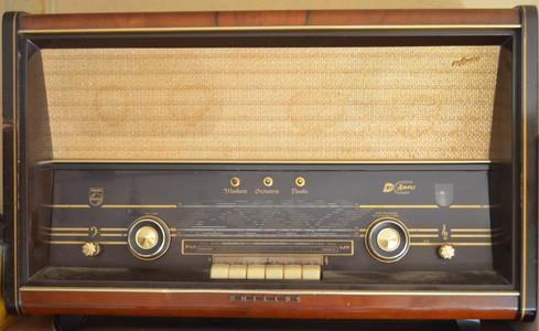 Philips - B6X72A - 1957