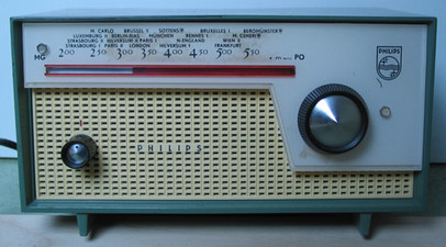 Philips - B0X17U/01 - 1961